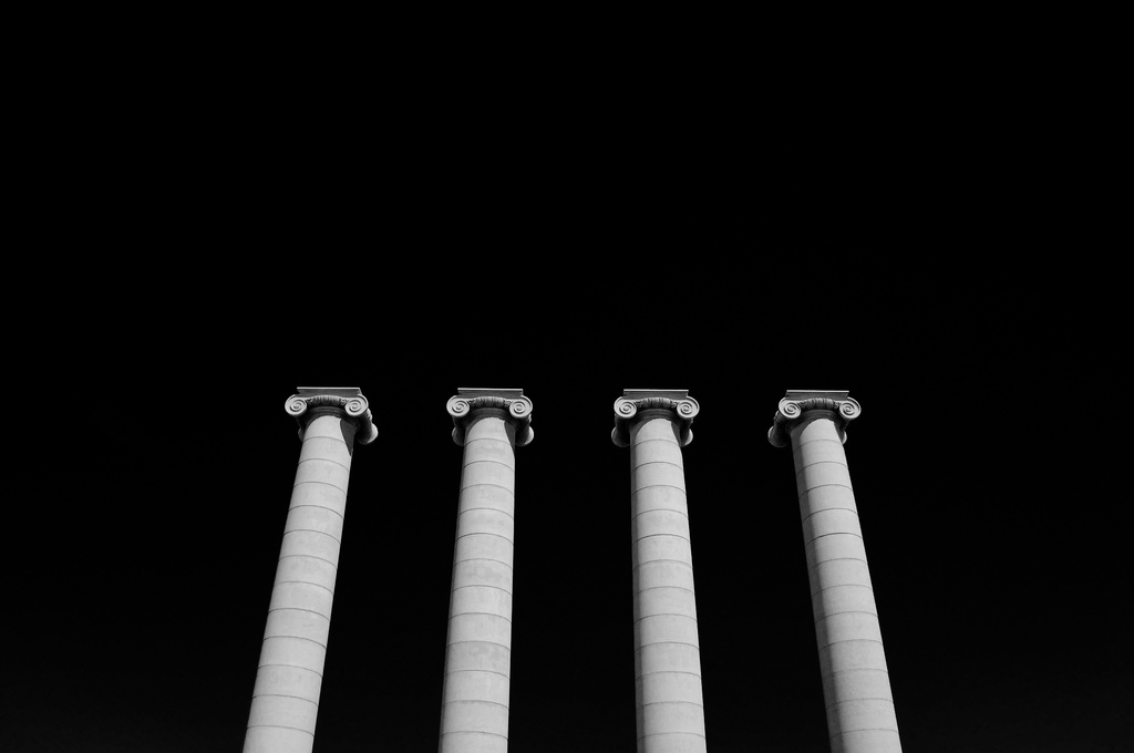 The Four Pillars of Digital Transformation: Stablity, Reliablility, Agility, and Speed FINAL