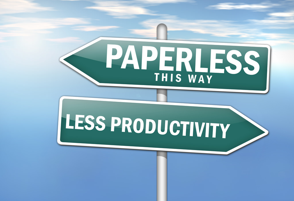 Going Paperless: How Digitizing Workflows is Improving Efficiency