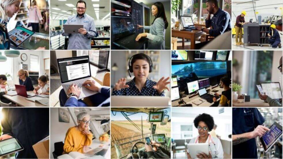 Microsoft Announces Launch of Global Digital Skills Initiative Serving 25 Million by Year End