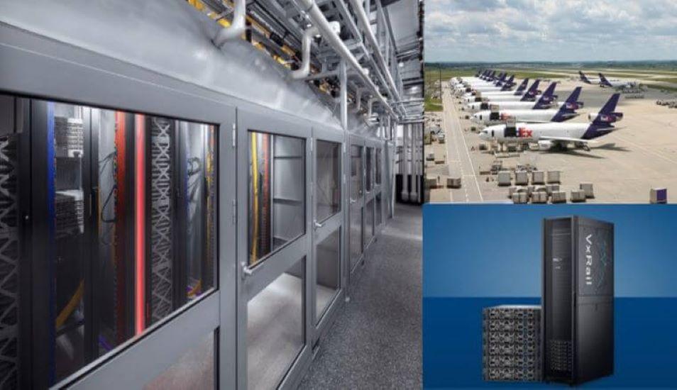 Dell, Switch and FedEx Build Edge Data Centers