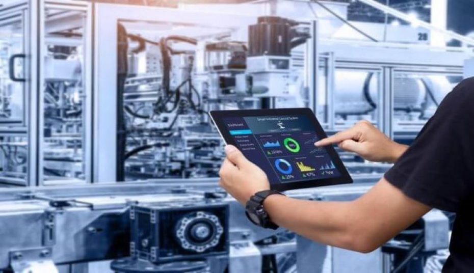 The Industrial IoT Data Expansion and the Future of Work