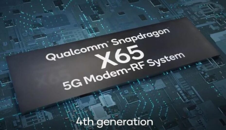 Qualcomm's Upgradable New Snapdragon X65 Modem Promises to Bring 10gbs speeds to 5G phones as Early as this Year