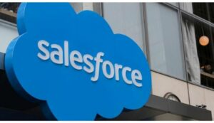 Salesforce Finishes Fiscal Growing 24% Year Over Year