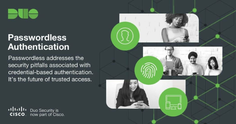 User Security Goes Duo Passwordless at Cisco Live 2021