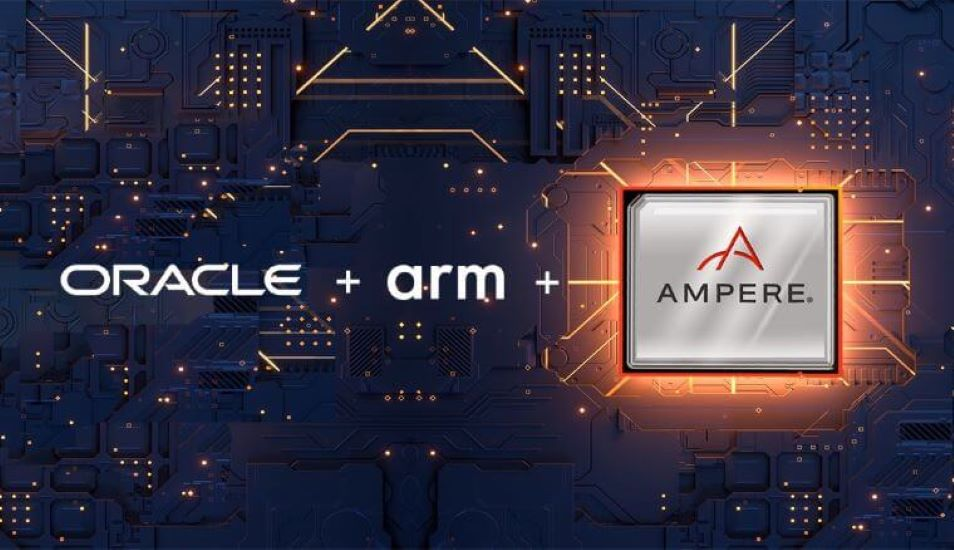 Oracle Cloud Infrastructure Exercises the Right to Bear Arm