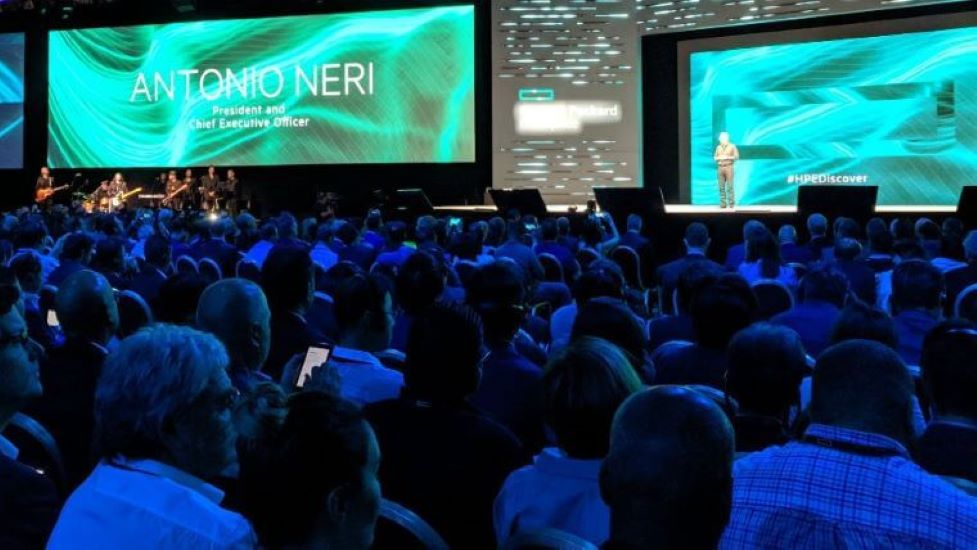 HPE Announces New Vertically Optimized GreenLake Cloud Services at HPE Discover