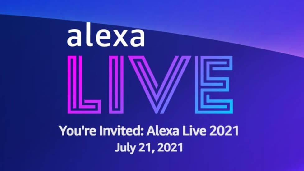 50+ New Developer Tools Announced at Amazon's Alexa Live 2021