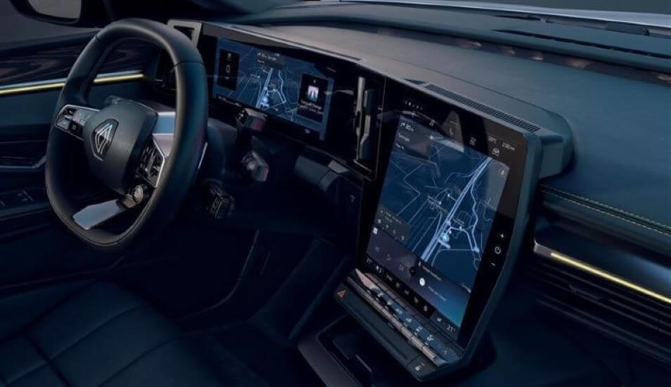 Qualcomm, Google, and Renault Group Partner to Bring Immersive In-Vehicle Experiences to new Electric Vehicle (1)