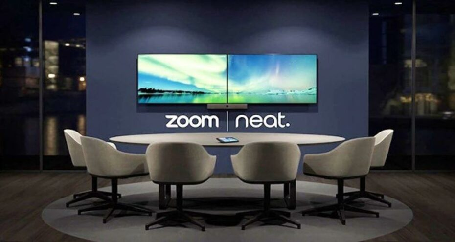 Zoom Adds $30 Million to its Investment in Neat, Video Device Vendor